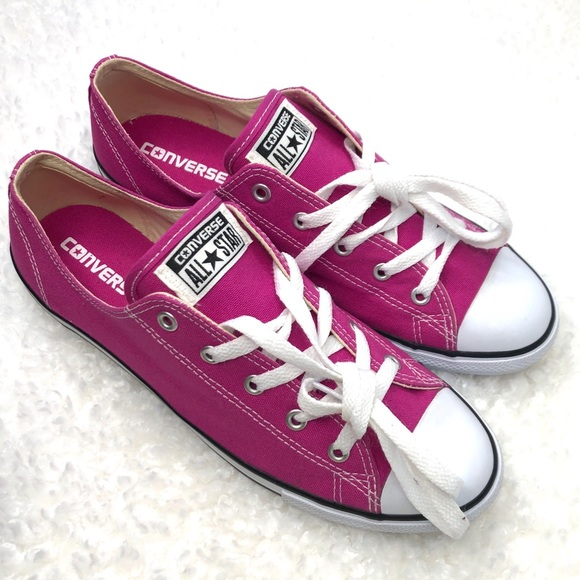 "a96ccf483774 Converse Shoes - Converse CTAS ""Dainty"" OX Lace Up Sneaker SZ 11"